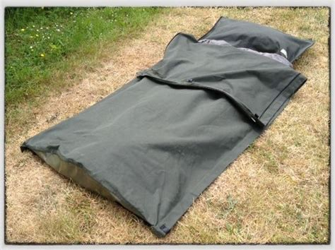 Cowboy Bed Roll by Wynnchester Canvas Bedroll In Green Khaki Canvas