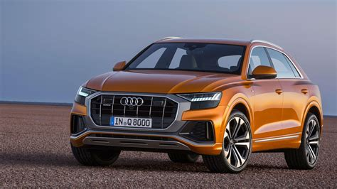 Audi Q8 brings sportier styling to the luxury SUV class ...