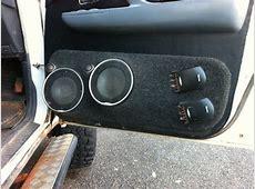 Custom Door Speaker Pods IH8MUD Forum