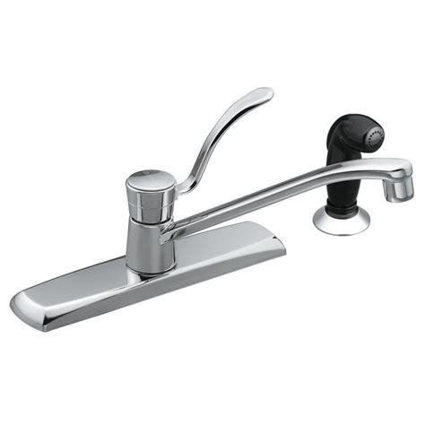 moen kitchen faucet replacement parts faucet com 7310 in chrome by moen