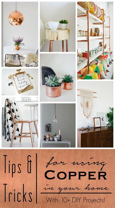 Diy Copper Images Decorativ On Modern Kitchen Items