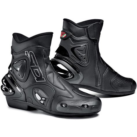 short motorbike boots sidi apex short motorcycle boots race sport boots