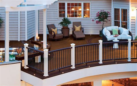 Composite Decking Maintenance And Cleaning