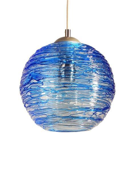 ideas  cobalt blue mini pendant lights