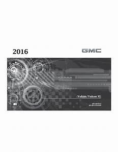 2015 Gmc Yukon Xl Owners Manual