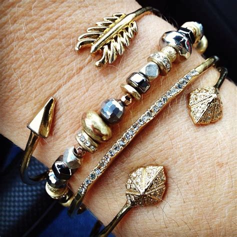 Mixing Gold and Silver Jewelry is Seriously Chic