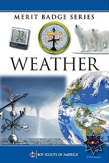 Weather Merit Badge 20072013