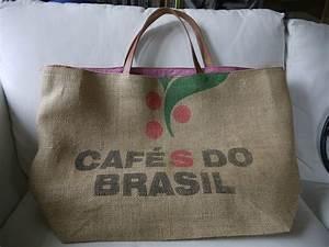 Sac Toile De Jute : diy sac en toile de jute grand sac cabas ou sac de plage ~ Dailycaller-alerts.com Idées de Décoration