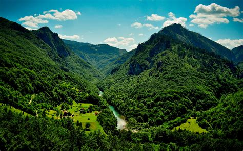 landscape montenegro wallpaper