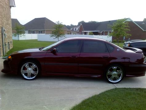 Vinceanity's 2001 Chevrolet Impala In Clarksville, Tn