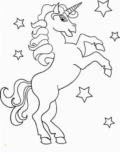 Unicorn Coloring Printable Pegasus Sheet Template Pferde