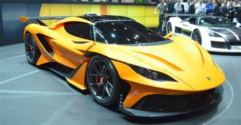 apollo arrow geneva motor show