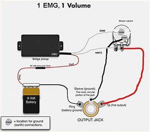 Wiring Diagram For Emg Active Pickups  U2013 Powerking