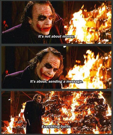 Joker, The Dark Knight  Mr Christopher Nolan