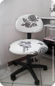 Ikea Stoffe 2014 : come rivestire una sedia da ufficio ~ Markanthonyermac.com Haus und Dekorationen