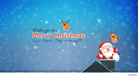merry christmas jingle bells wallpapers hd wallpapers id 13081