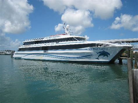 Speed Boat To Key West by Boat To Key West