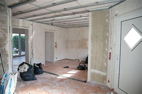 Haus Renovieren by Es Geht Los Die Renovierung Des Reihenh 228 Uschens