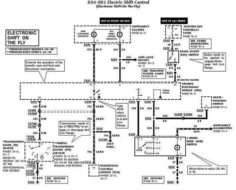 1998 Ford Ranger 4x4 Diagram by 4x4 Problems Electrical Or Manual F150online Forums