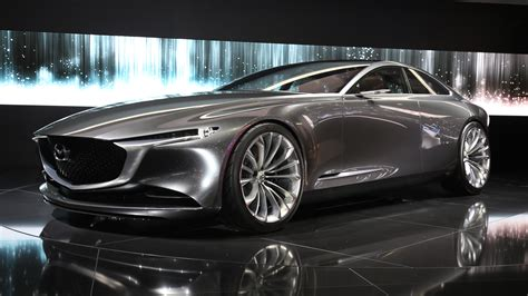 Let's all take a moment to gawp at Mazda's Vision Coupe ...