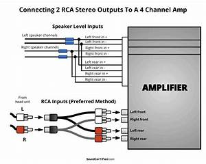 Wiring A Capacitor To Multiple Amps
