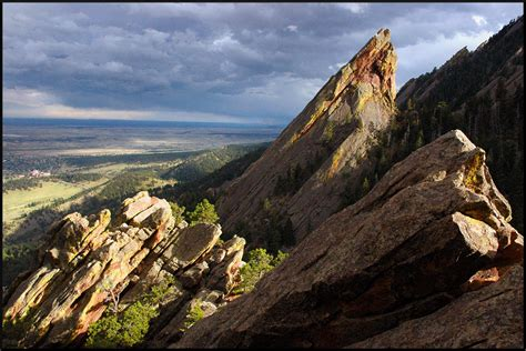 Flatirons - Rock Formation in Colorado - Thousand Wonders