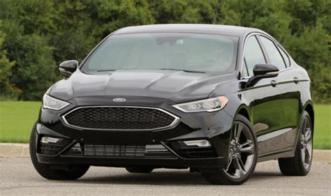 2020 Ford Fusion Hybrid Price, Specs, Review, Release Date