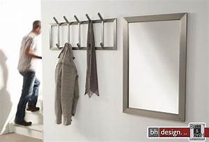 Design Garderobe Edelstahl : carry line garderobe aus edelstahl 36 x 90 cm powered by ~ Michelbontemps.com Haus und Dekorationen