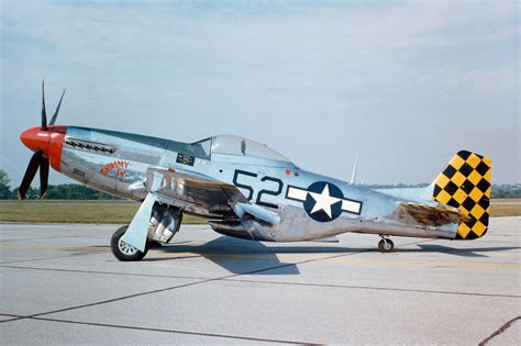 North American P51d Mustang > National Museum Of The Us