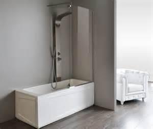 Vasca da bagno combinata con box doccia quot sirena