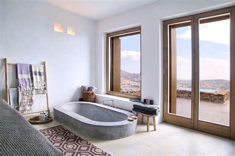 Bathroom In Greek