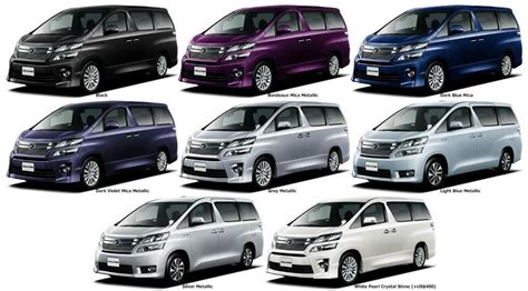 Toyota Vellfire Picture by 2012 Toyota Vellfire Picture Gallery Automobile