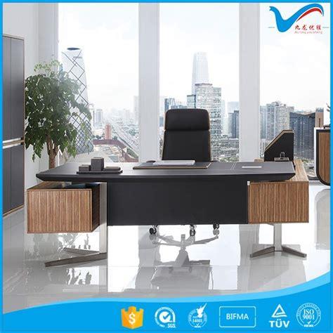 bureau patron de luxe patron pdg président mobilier de bureau exécutif