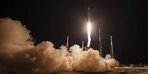 A SpaceX Falcon 9 rocket has exploded at Cape Canaveral ...
