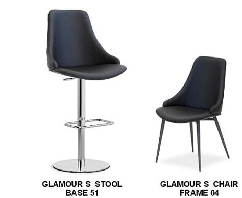 s bar stool and matching chair