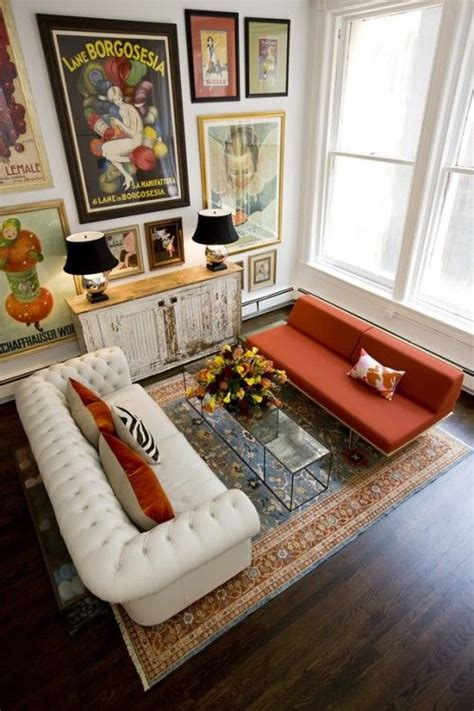 Best 25  Mismatched sofas ideas on Pinterest   Bay window living room, Bay window blinds and Bay