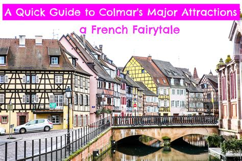 A Guide To Identifying Your Home Décor Style: A Quick Guide To Colmar's Major Attractions In