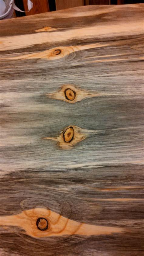 sustainable lumber co beetle kill pine slab table beetle kill blue pine tables