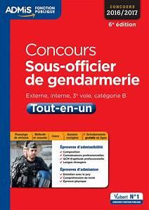 Tout En Un : concours sous officier de gendarmerie cat gorie b tout ~ Dode.kayakingforconservation.com Idées de Décoration