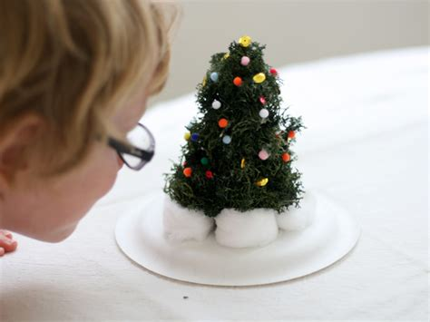 Mini Cone Christmas Trees