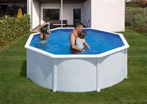 Piscine Tubulaire Oogarden : piscine hors sol acier 3 70 x 1 22 m filtre sable ~ Premium-room.com Idées de Décoration