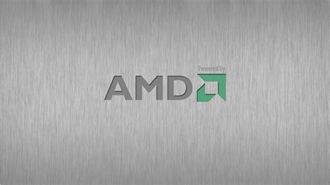 Amd Brand Silver Wallpapers - 1366x768 - 319427