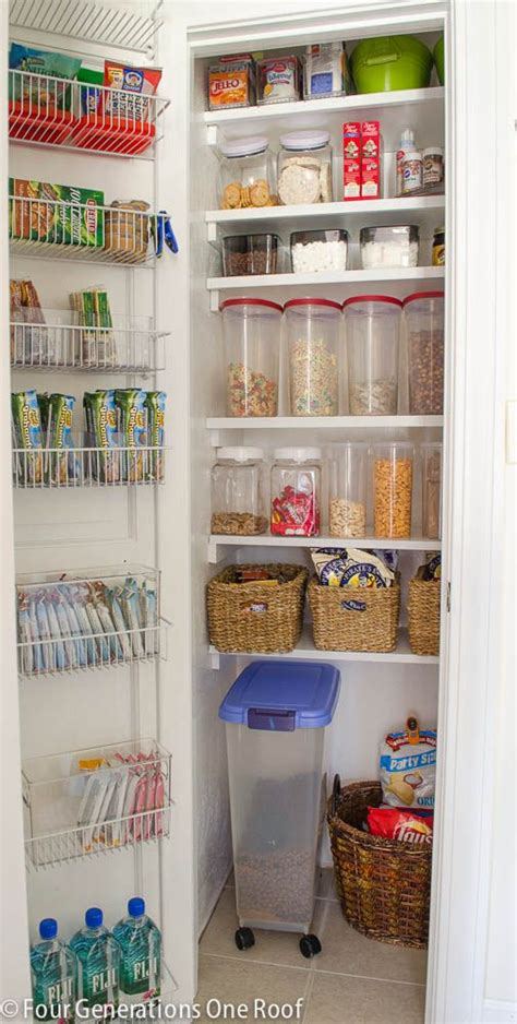 Pantry Organization Ideas Closet by 13 Brilliant Organization Ideas For Your Closets