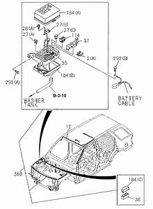 Honda Online Store   2000 Passport Fuse Box  Engine