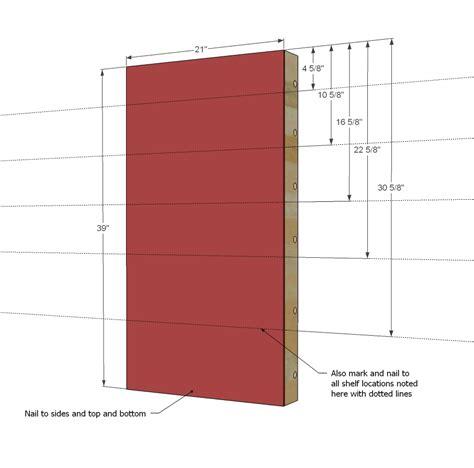 Door Spice Rack Plans by White Door Spice Rack Diy Projects