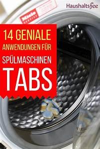 Geschirrspültabs In Waschmaschine : 14 geniale anwendungen mit sp lmaschinentabs ~ A.2002-acura-tl-radio.info Haus und Dekorationen