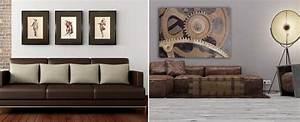 Deco Industrielle Pas Cher : tableau d co d coration murale toiles design et modernes tableau cuisine paillettes style ~ Teatrodelosmanantiales.com Idées de Décoration