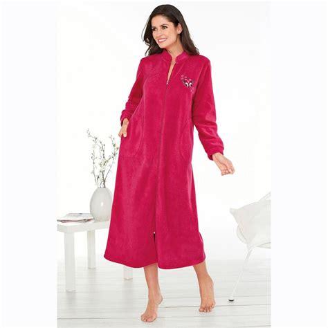 robe de chambre femme hiver robes de chambre hiver femme