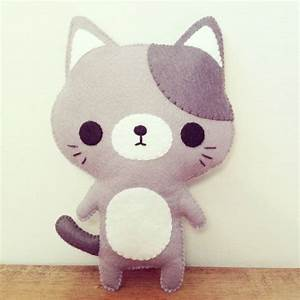 440 best images about DIY with fabric - stuffed animals on ...