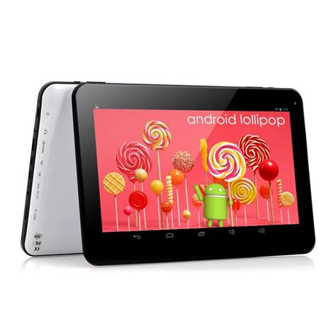 tablette tactile 10 pouces tablette tactile 10 pouces android lollipop 5 1 octa 16go blanc